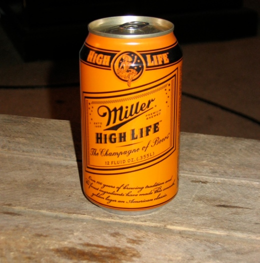 Miller High Life Hunting Edition Can
