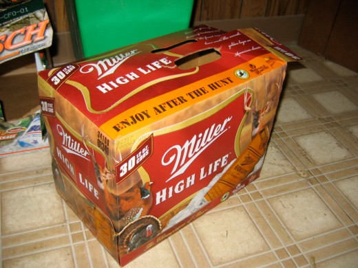 Miller High Life Hunting Edition Case