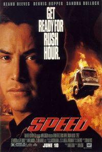 Speed MoviePoster