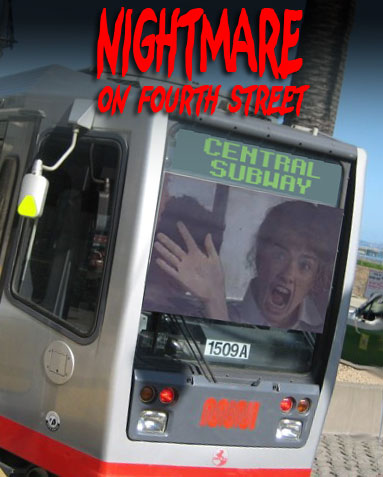 Nightmare on Fourth Street