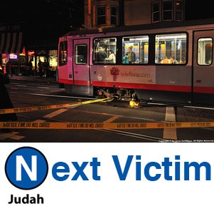 N-Judah next victim