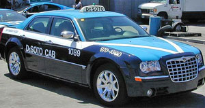 Chrysler 300C taxi