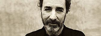 Le Show image of Harry Shearer from KCRW's website